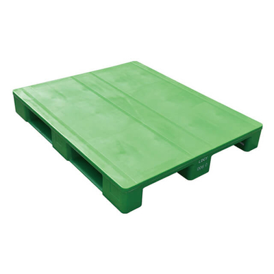 Closed Deck Hygienic Food Grade Plastic Pallet