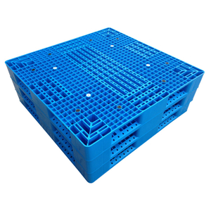 Heavy Weight Double Sides Stacking Use Plastic Pallet For Flour Bags